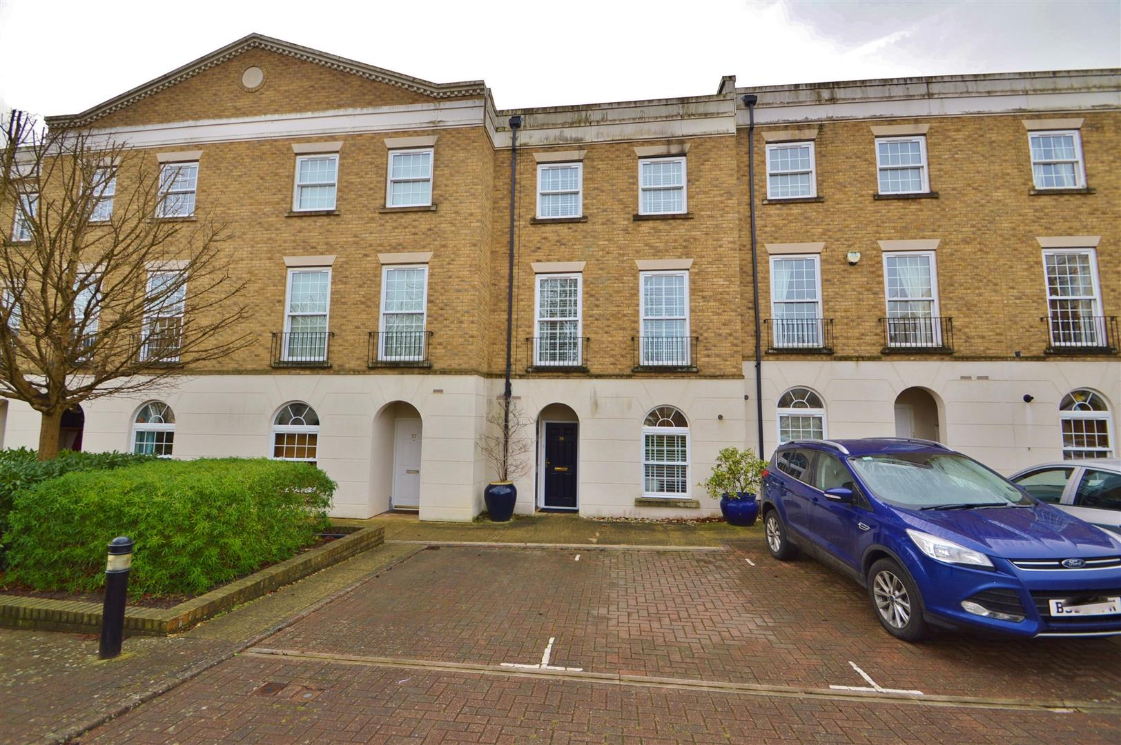 3 Bedrooms Terraced House for sale in Tarragon Road, Maidstone